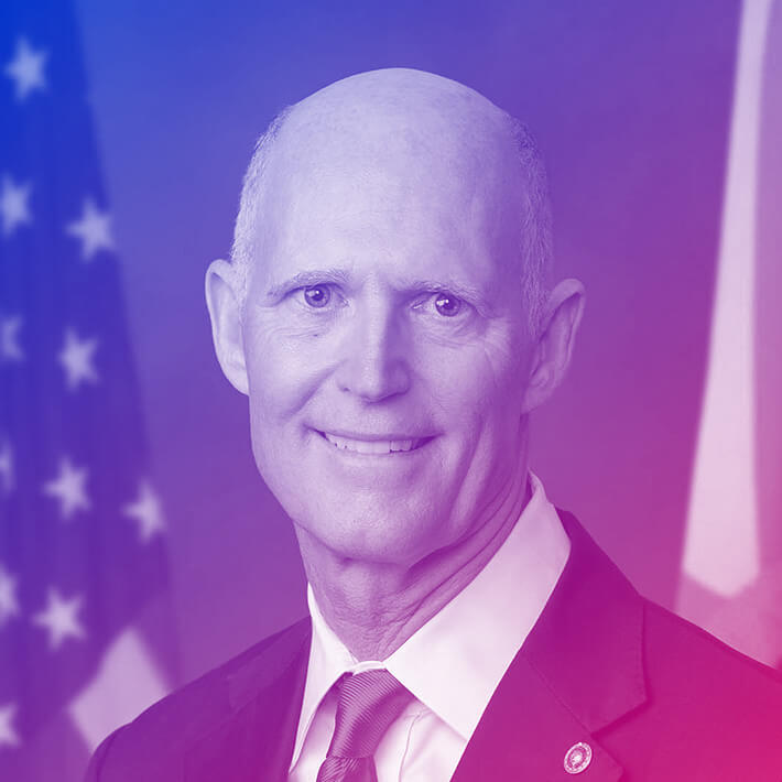 Rick Scott, Former Governor of Florida