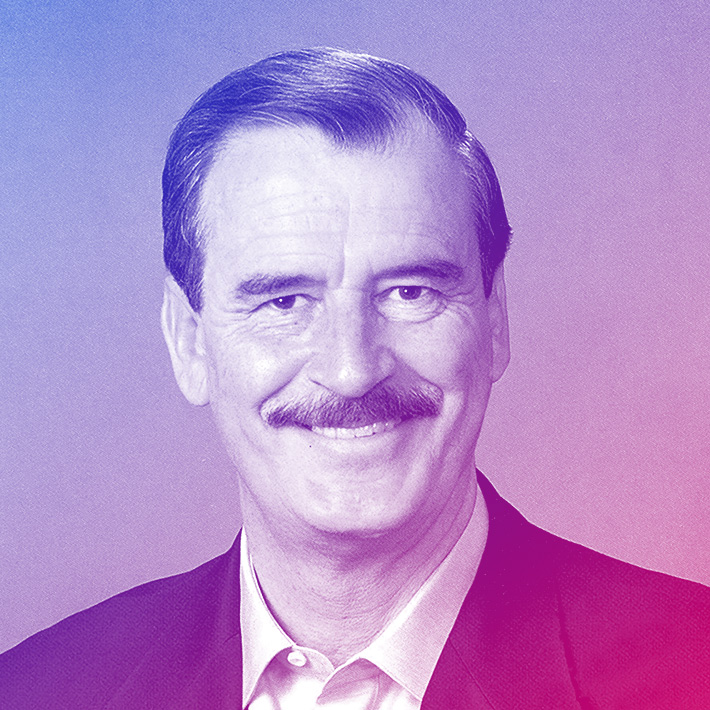 Vicente Fox, Former President of Mexico