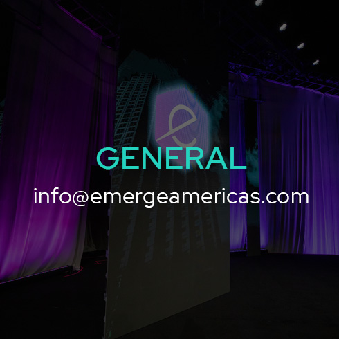 eMerge Americas - General Contact