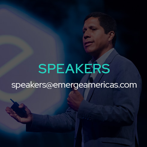 eMerge Americas - Speakers Contact